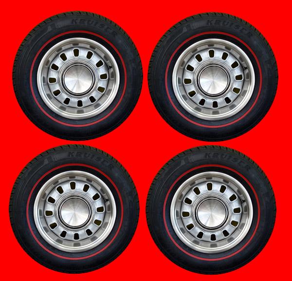 12 slots wheels